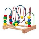 IKEA MULA BEAD ROLLER COASTER TOY - SUITABLE FROM 18 MONTHS - BRAND NEW