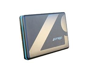 Cirago 250 GB USB 2.0 Portable External Hard Drive CST5250 (Black)