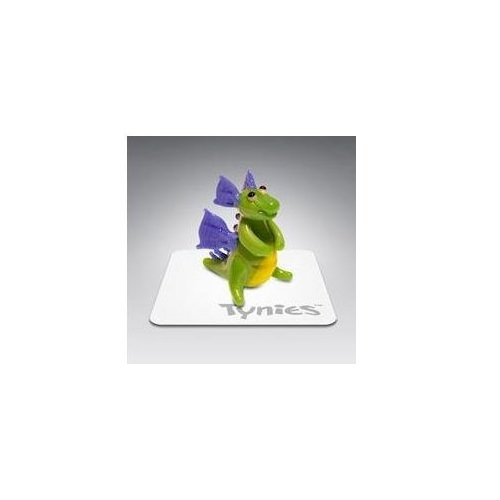 NED The Friendly Dino - Tynies Miniature Glass Figurine