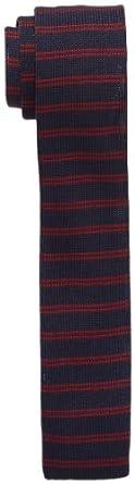 Tommy Hilfiger Tailored Herren Krawatte Tie 7.5cm TTSSTP14134 / TT87848046, Gr. one size, Blau (400)