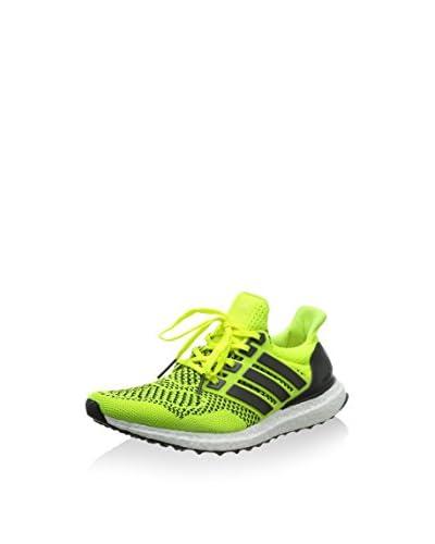 adidas Zapatillas Ultra Boost M Amarillo Flúor / Negro