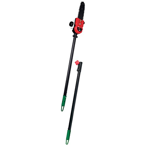 TrimmerPlus PS720 8-Inch Pole Saw with Bar and Chain (Echo Gas Pole Saw compare prices)