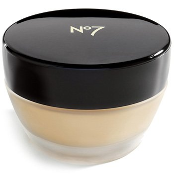 No7 Intelligent Balance Mousse Foundation Almond