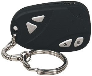 Safety Technology HC-CARKY Portable Car Key Hidden Camera with DVR and Audio