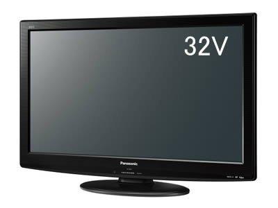 【エコポイント対象商品】 Panasonic 32V型地上・BS・110度CSデジタルハイビジョンテレビ(カーボンブラック)THL32X2K TH-L32X2-K