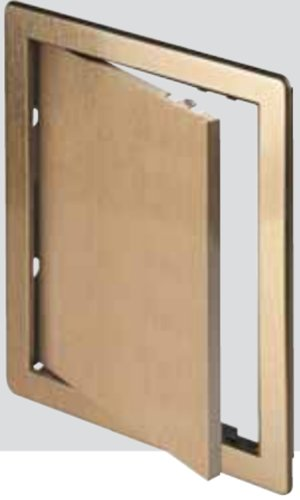 Access Panel 150x150mm (6x6inch) GOLD Finish High Quality ABS Plastic