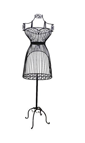 Female Steel Wire Mannequin Dress Form 36