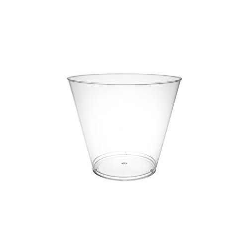 party-essentials-hard-plastic-5-ounce-party-cups-tumblers-200-count-clear