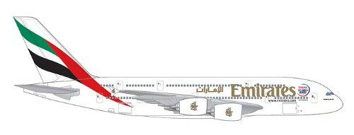 1: 400 ジェミニジェット Emirates エアバス 380 US Open (並行輸入)