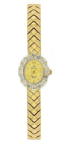 Jules Jurgensen Women's 3352DS 10 Diamond Watch