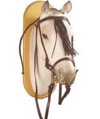 Trense Vaquera aus Leder