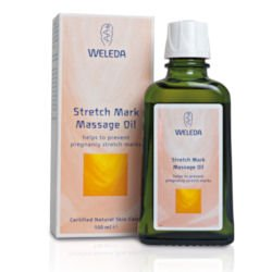 Weleda Stretch Mark Massage Oil - 3.4 Fl Oz front-214544