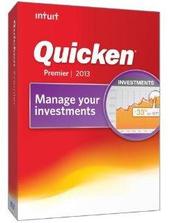 Quicken Premier 2013