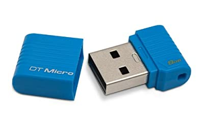 Kingston DataTraveler Micro - USB flash drive - 8 GB [PC] by Kingston Technology