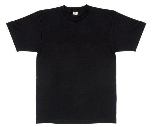 (マキシマム)MAXIMUM ヘビーウェイトTシャツ MS1117 16 ブラック XXXL