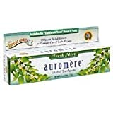 Auromere Fresh Mint Ayurvedic Formula Toothpaste 4.16 oz. (Pack of 5)