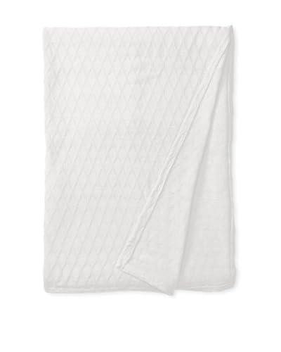 Eddie Bauer Lattice Cotton Blanket