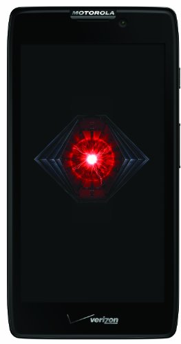 Motorola DROID RAZR HD 4G Android Phone, Black (Verizon Wireless)