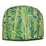 Tea Cosy Bamboo Grass Tea Cozy Double Insulated Tea Cozy Blue Moon Tea Cozy