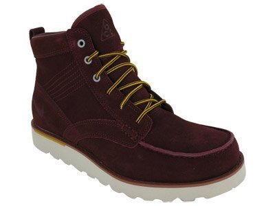 Nike Boot Mens Kingman Leather Claret