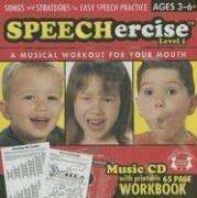 Speechercise Age 3-6+: Level 1 (Early Childhood Learning, 12)