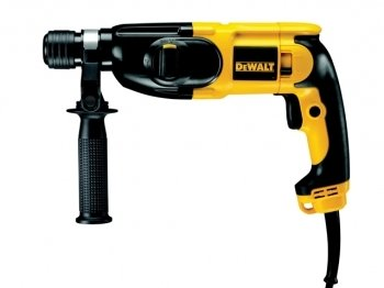 DeWalt D25013K 230V SDS Plus Combi Hammer Drill 3 Mode with Case