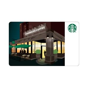 Starbucks Gift Card Collection