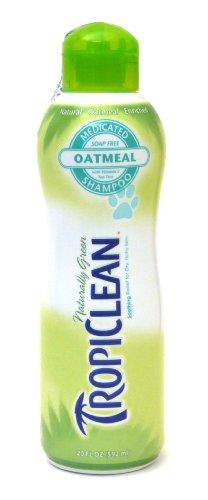 Tropiclean Oatmeal Medicated Pet Shampoo, 20