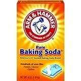 Arm & Hammer Baking Soda-4LB (01170) ~ Church & Dwight
