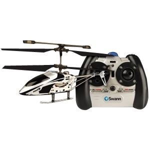 Swann Micro Lightning Light and Fast Stealth Helicopter