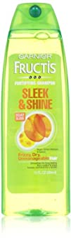 Garnier Shampoo Sleek and Shine 13 Fluid Ounce