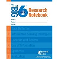 The Big6 Research Notebook (25 pack)