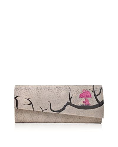 Dogo Shoes Clutch Love In Rain [Beige]