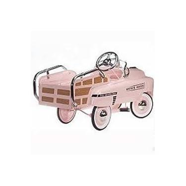 American Retro Classic Pedal Pink Estate Wagon