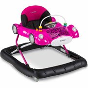 Combi Zoom Mobile Entertainer Walker Hot Pink front-231747