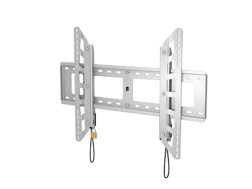 Salamander PL100/L/BK Plano 100 Large Wall Mount for 32-60-Inch TV (Graphite Black)
