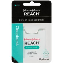 Johnson & Johnson Reach Floss Clean Burst Spe 55Yd front-472142