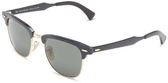 Ray Ban Rb3507 Clubmaster Aluminium Sunglasses Dp B00jpildd6 Cheap Ray Ban Clubmaster