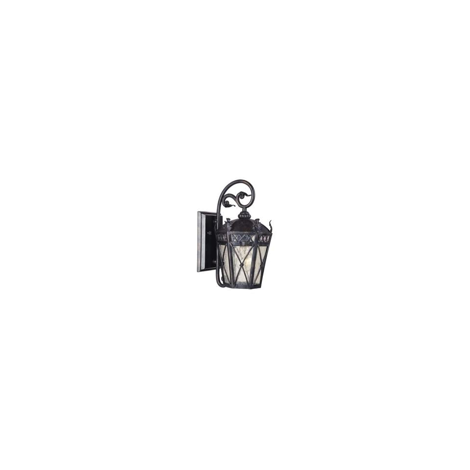 Canterbury 1 Light Outdoor Wall Sconce by Maxim Lighting