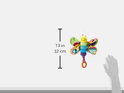 Lamaze Play & Grow Take Along Toy, Firefly by TOMY that we recomend personally.