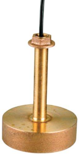 Humminbird XBTH 9 QB 90 T Bronze Thru-Hull Transducer