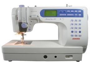 Janome 6500