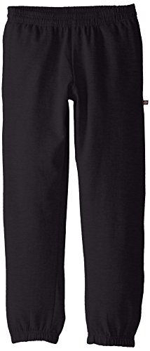 Dickies Big Boys' Fleece Pant, Black, X-Large