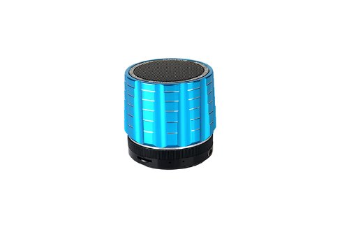 Coluub Bluetooth Speaker For Mobile Phone With Bluetooth And Other Bluetooth-Enabled Devices Color Blue