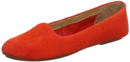 Clarks Fable Chic Closed Womens Orange Orange (Orange Suede) Size: 6 (39.5 EU)