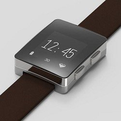Wellograph Wearable Tech Watch - Silver