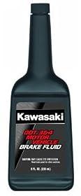 Kawasaki DOT 3/4 Brake Fluid 8 Ounces K61081-002A