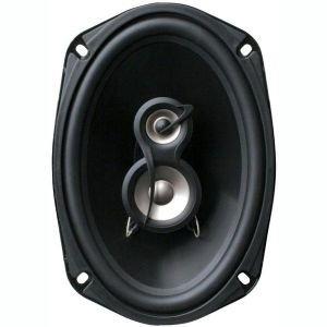 Planet Tq693 6 X 9 3-Way Car Speakers 300W 6X9 Pair