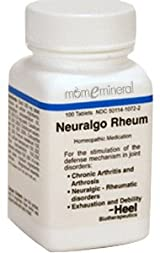 Neuralgo-Rheum 100 Tablets by Heel/BHI