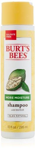 Burt'S Bees More Moisture Baobab Shampoo, 10 Fluid Ounces front-996205